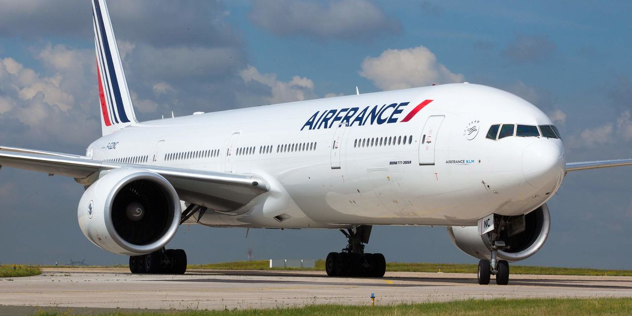 Air France Lima París